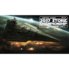 EVENT - STAR WARS ARMADA STORE CHAMPIONSHIP - 15TH JULY 2017