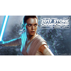 EVENT - STAR WARS DESTINY STORE CHAMPIONSHIP - 27TH MAY 2017
