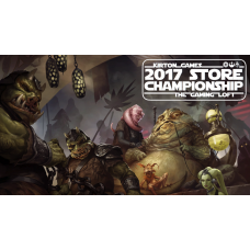 EVENT - STAR WARS IMPERIAL ASSAULT STORE CHAMPIONSHIP - 5TH AUGUST 2017