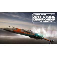 EVENT - STAR WARS X-WING STORE CHAMPIONSHIP - 17TH JUNE 2017