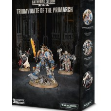 GATHERING STORM: TRIUMVIRATE OF THE PRIMARCH