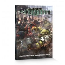 PRE-ORDER SHADOW WAR: ARMAGEDDON RULEBOOK