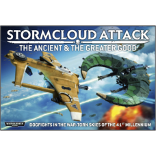 STORMCLOUD ATTACK: THE ANCIENT & GREATER GOOD
