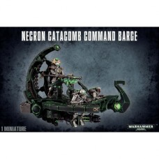 NECRON CATACOMB COMMAND BARGE /ANNIHILATION BARGE