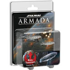 SALE - STAR WARS ARMADA REBEL TRANSPORTS EXPANSION PACK