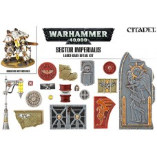 SECTOR IMPERIALIS: LARGE BASE DETAIL KIT