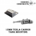 15MM TESLA CANNON TANK MOUNTING