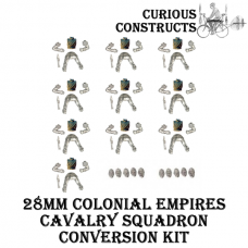 COLONIAL EMPIRES CAVALRY SQUADRON CONVERSION KIT