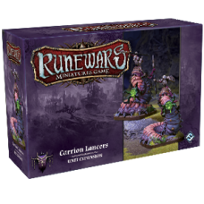 RUNEWARS Carrion Lancers Unit Expansion Pack