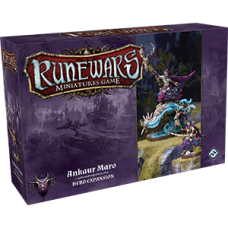 RUNEWARS Ankaur Maro Hero Expansion