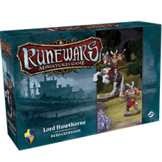 RUNEWARS Lord Hawthorne Hero Expansion Pack