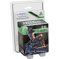 STAR WARS IMPERIAL ASSAULT IG-88 VILLAIN PACK