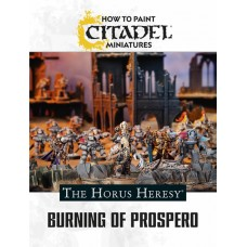 HOW TO PAINT: BURNING OF PROSPERO