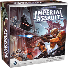 STAR WARS IMPERIAL ASSAULT CORE SET