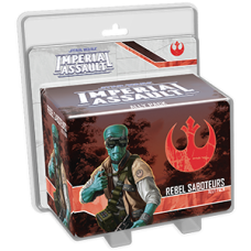 STAR WARS IMPERIAL ASSAULT REBEL SABOTEURS ALLY PACK