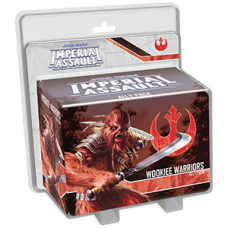 STAR WARS IMPERIAL ASSAULT WOOKIEE WARRIORS ALLY PACK