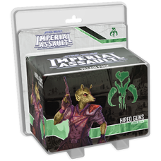 STAR WARS IMPERIAL ASSAULT HIRED GUNS VILLAIN PACK