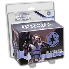 STAR WARS IMPERIAL ASSAULT ISB INFILTRATORS VILLAIN PACK