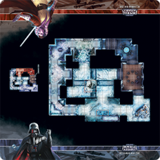 STAR WARS IMPERIAL ASSAULT NELVAANIAN WAR ZONE SKIRMISH MAP