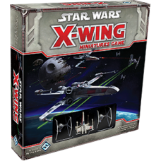 X-WING: STAR WARS X-WING