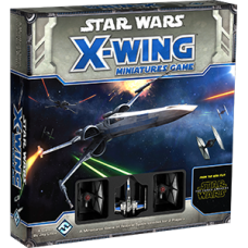 X-WING: STAR WARS THE FORCE AWAKENS - X-WING CORE GAME