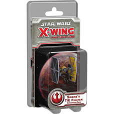 X-WING: SABINE'S TIE FIGHTER EXPANSION PACK